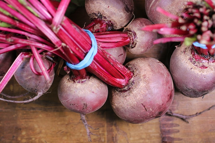 beets are good vegetables that grow in shade