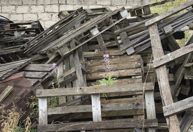 Pallet Garden Ideas 7 Easy Wood Pallet Projects With Plans Lotsa Garden